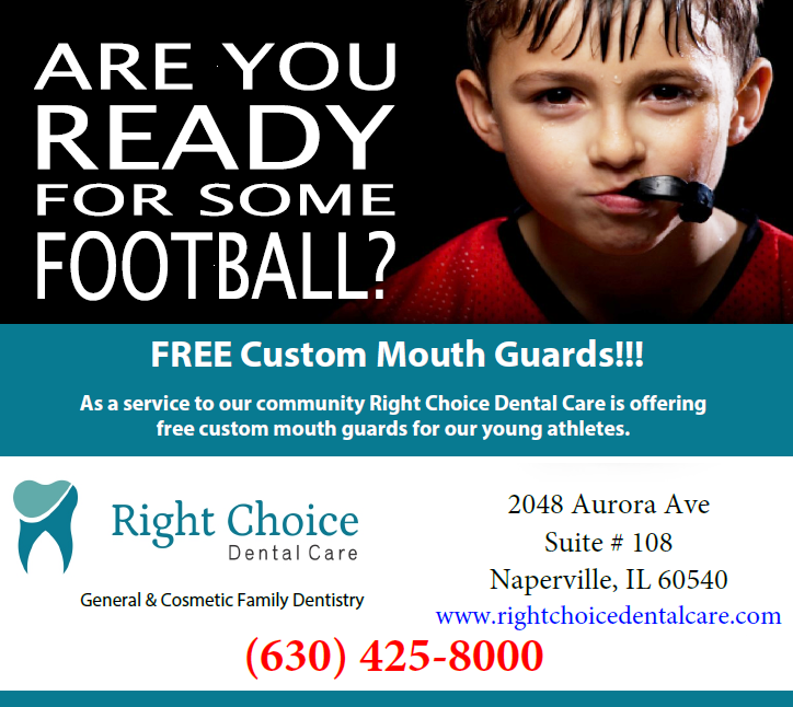 FREE Custom Mouth Guard